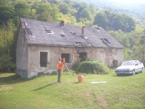 Stara škola u Martin Brodu